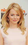 LOS ANGELES, CA - MARCH 31: Emma Stone  arrives at the 2012 Nickelodeon Kids' Choice Awards at Galen Center on March 31, 2012 in Los Angeles, California.