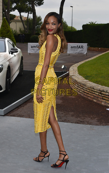 CAP D'ANTIBES, FRANCE - MAY 22: Jourdan Dunn attends amfAR's 21st Cinema Against AIDS Gala at Hotel du Cap-Eden-Roc on May 22, 2014 in Cap d'Antibes, France. <br /> CAP/PL<br /> &copy;Phil Loftus/Capital Pictures