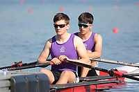 Race: 71  Event: J15 2x  A Final<br /> <br /> Junior Sculling Regatta 2018<br /> <br /> To purchase this photo, or to see pricing information for Prints and Downloads, click the blue 'Add to Cart' button at the top-right of the page.
