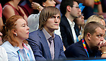 Andrey Kirilenko during European championship basketball final match between Spain and Lithuania on September 20, 2015 in Lille, France  (credit image & photo: Pedja Milosavljevic / STARSPORT)