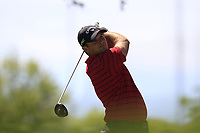 Patrick Reed (USA) on the 12th during the 2nd round at the WGC Dell Technologies Matchplay championship, Austin Country Club, Austin, Texas, USA. 23/03/2017.<br /> Picture: Golffile | Fran Caffrey<br /> <br /> <br /> All photo usage must carry mandatory copyright credit (&copy; Golffile | Fran Caffrey)