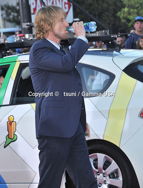 Owen Wilson 130 arriving at The Internship Premiere at the Westwood Village Theatre in Los Angeles.