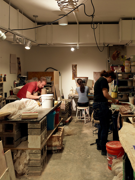 McGee Arts Pavilion | Architects: Ikon.5