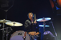 LONDON, ENGLAND - SEPTEMBER 8: Clem Burke performing at Shepherd's Bush Empire on September 8, 2017 in London, England.<br /> CAP/MAR<br /> &copy;MAR/Capital Pictures