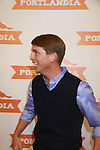 30 Rock's Jack McBrayer (also Portlandia) attends the Portlandia Season 2 Premiere Screening on January 5, 2012 at the American Museum of Natural History, New York City, New York. (Photo by Sue Coflin/Max Photos)