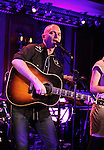 Michael Cerveris & Loose Cattle performing a press preview at 54 Below on 10/24/2012 in New York City.