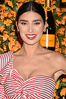 PACIFIC PALISADES, CA - OCTOBER 06: Nicole Williams arrives at the 9th Annual Veuve Clicquot Polo Classic Los Angeles at Will Rogers State Historic Park on October 6, 2018 in Pacific Palisades, California.<br /> CAP/ROT/TM<br /> &copy;TM/ROT/Capital Pictures