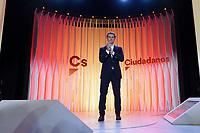 2019 03 10 Albert Rivera, president of Ciudadanos