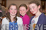 Music lovers at the CCE Barr na Sraide Concert on Friday night in The Ring of Kerry Hotel pictured l-r; Maria O'Sullivan, Eilish Galvin & Abbie O'Sullivan all from Caherdaniel.