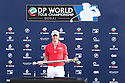 2012 DP World Tour Championship