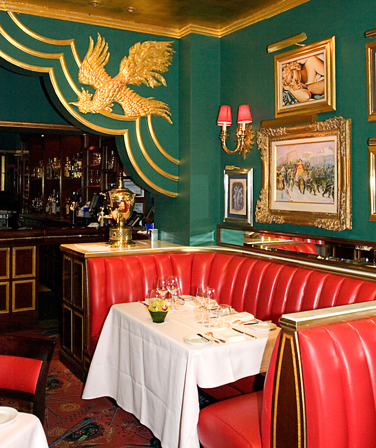 Russian Tea Room, 57th Street, New York, New York