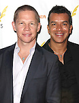 Jack Noseworthy & Sergio Trujillo.attending the 57th Annual Drama Desk Awards held at the The Town Hall in New York City, NY on June 3, 2012.