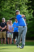 Jon Rahm (ESP) watches his tee shot on 13 during round 1 of the Shell Houston Open, Golf Club of Houston, Houston, Texas, USA. 3/30/2017.<br /> Picture: Golffile   Ken Murray<br /> <br /> <br /> All photo usage must carry mandatory copyright credit (&copy; Golffile   Ken Murray)