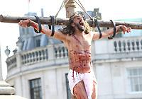 APR 19 Passion of Jesus @ Trafalgar Square