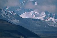 Mountain scenery near Everest.