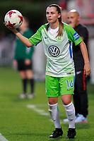 VfL Wolfsburg's Noelle Maritz during UEFA Womens Champions League 2017/2018, 1/16 Final, 1st match. October 4,2017. (ALTERPHOTOS/Acero) /NortePhoto.com /NortePhoto.com