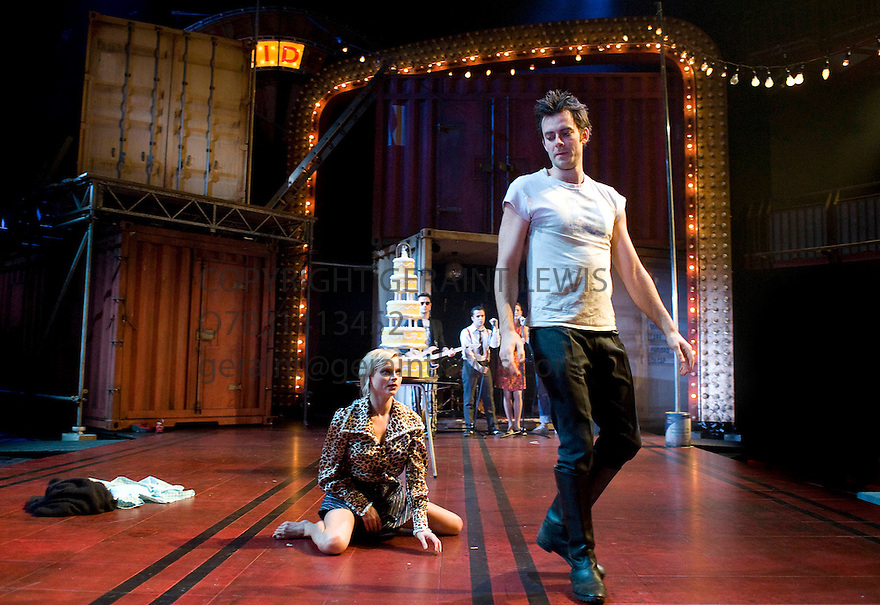 The Red Shoes Kneehigh