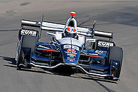 9-10 July, 2016 Newton, Iowa USA<br /> Alexander Rossi (#98)<br /> &copy;2016, F. Peirce Williams