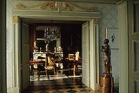 Europe/France/Aquitaine/Gironde/Pomerol : Château Petrus - Le salon