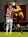 01/01/2011   Copyright  Pic : James Stewart.sct_jsp022_hamilton_v_motherwell  .:: FLAVIO PAIXAO IS CHALLENGED BY MARK REYNOLDS  ::.James Stewart Photography 19 Carronlea Drive, Falkirk. FK2 8DN      Vat Reg No. 607 6932 25.Telephone      : +44 (0)1324 570291 .Mobile              : +44 (0)7721 416997.E-mail  :  jim@jspa.co.uk.If you require further information then contact Jim Stewart on any of the numbers above.........