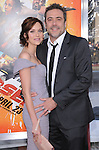 Jeffrey Dean Morgan & Hilarie Burton at the Warner Bros. Pictures L.A. Premiere of The Losers held at The Grauman's Chinese Theatre in Hollywood, California on April 20,2010                                                                   Copyright 2010  DVS / RockinExposures
