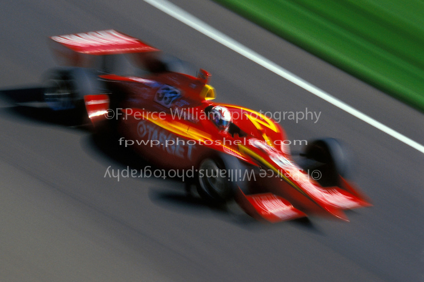 Tony Stewart (#33) Indianapolis Motor Speedway 2001 (Indy Racing League)