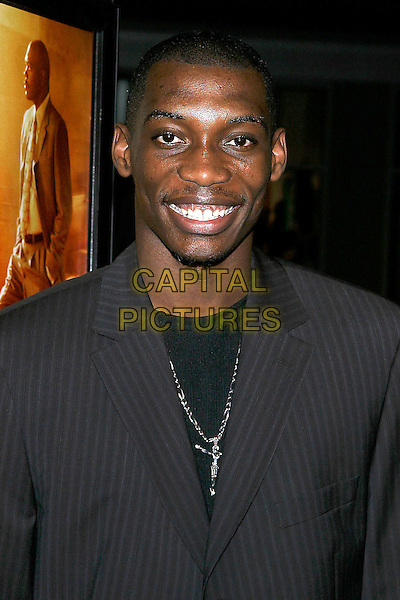 "NANA OBEWONYO.""Coach Carter"" Los Angeles Premiere at Grauman's Chinese Theatre, Hollywood, California, USA, 13 January 2005..portrait headshot.Ref: ADM.www.capitalpictures.com.sales@capitalpictures.com.©Jacqui Wong/AdMedia/Capital Pictures ."