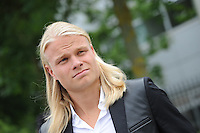 SCHAATSEN: LIJNDEN: 15-07-2014, Presentatie Koen Verweij Schaatsteam Corendon, ©foto Martin de Jong