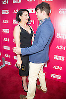 Jenny Slate and Jake Lacy attend the Los Angeles Special Screening of A24's OBVIOUS CHILD at Arclight Hollywood