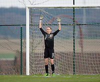 Women U15 : Belgian Red Flames - Nederland :<br /> <br /> Romy Dalebout<br /> <br /> foto Dirk Vuylsteke / Nikonpro.be