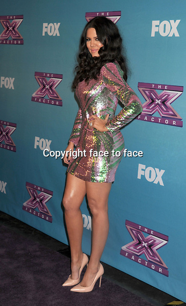 "Khloe Kardashian Odom attends the FOX's ""The X Factor"" Season Finale - Night 2 at CBS Televison City, Los Angeles, California, 20.12.2012...Credit: Mayer/face to face..- No Rights for USA, Canada and France -"