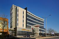 Steinbach Credit Union,  Raymond S.C. Wan, Architect, Steinbach, Manitoba, Canada