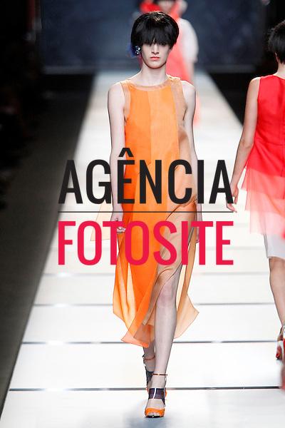 Milao, Italia &sbquo;19/09/2013 - Desfile de Fendi durante a Semana de moda de Milao  -  Verao 2014. <br /> Foto: FOTOSITE