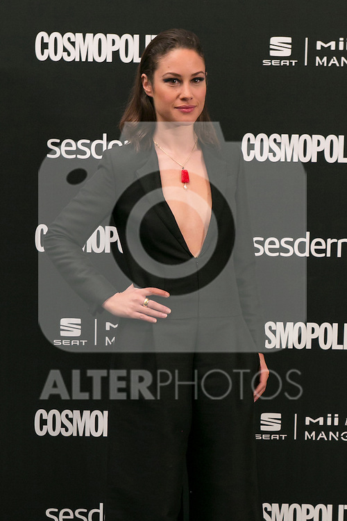 Aida Folch attend the photocall of the Cosmopolitan Fun Fearless Female 2014 Awards at the Ritz Hotel in Madrid, Spain. October 20, 2014. (ALTERPHOTOS/Carlos Dafonte)