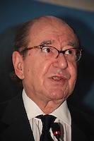 FOTO DE ARQUIVO DO DIA 26/08/2010 - SAO PAULO, SP, 26 DE MAIO 2013 - MORTE ROBERTO CIVITA - Roberto Civita, filho do fundador do Grupo Abril morre na noite deste domingo em Sao Paulo .Ele estava internado no Hospital Sírio-Libanês desde março.A causa da morte não foi divulgada pelo hospital.Na foto em 26/08/2010, o empresário Roberto Civita, de 76 anos, do Grupo Abril, durante o Fórum Biodiversidade e a Nova Economia, realizado no auditório da Editora Abril, em São Paulo. FOTO ADRIANA SPACA - BRAZIL PHOTO PRESS.