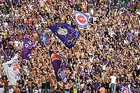 Fiorentina fans<br /> Firenze 6-10-2019 Stadio Artemio Franchi <br /> Football Serie A 2019/2020 <br /> ACF Fiorentina - Udinese Calcio <br /> Photo Andrea Staccioli / Insidefoto