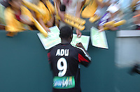 23 July  2005  Los Angeles Galaxy vs D.C. United Freddy Adu at Carson, CA..Matt A. Brown/Icon SMI..