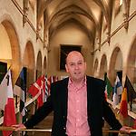 20050519 - France - Dijon<br /> REPORTAGE SUR LA VILLE DE DIJON : PATRICK LAFORET, PRESIDENT DE LA CCI<br /> Ref: DIJON_001-148 - © Philippe Noisette