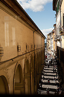 Florence, Italy The Vasari Corridor, Florence