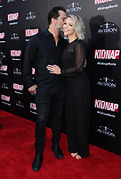 """31 July 2017 - Hollywood, California - Johnathon Schaech.  """"Kidnap"""" Los Angeles premiere held at Arclight Hollywood in Hollywood. Photo Credit: Birdie Thompson/AdMedia"""