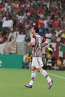 RIO DE JANEIRO, RJ, 15.02.2014 - Fred do Fluminense voltou a campo durante o jogo pela oitava rodada do Campeonato Carioca no Maracanã. (Foto. Néstor J. Beremblum / Brazil Photo Press)