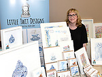 Caoimhe McCarthy of Little Twit Designs at the Cottage Market in St. Peter's Parish hall. Photo:Colin Bell/pressphotos.ie