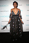 Singer / Model Justine Skye  Attends the The Museum of Contemporary African Diasporan Arts (MoCADA) celebrate its 16th anniversary of serving the community through the arts with its 2nd annual MoCADA Masquerade Ball Held at Brooklyn Academy of Music (BAM) Lepercq Ballroom