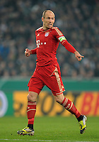 FUSSBALL   DFB POKAL   SAISON 2011/2012   HALBFINALE   21.03.2012 Borussia Moenchengladbach - FC Bayern Muenchen  Arjen Robben (FC Bayern Muenchen)