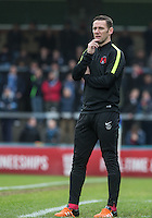 Player Manager Kevin Nolan of Leyton Orient during the Sky Bet League 2 match between Wycombe Wanderers and Leyton Orient at Adams Park, High Wycombe, England on 23 January 2016. Photo by Andy Rowland / PRiME Media Images.