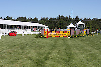 The 2007 Evergreen Invitational is a premier annual event that shares the excitement of equestrian Grand Prix show jumping. Event photography by David Ditzler, www.ditzlerphoto.com.