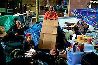 Occupy Sydney Day 94, GA
