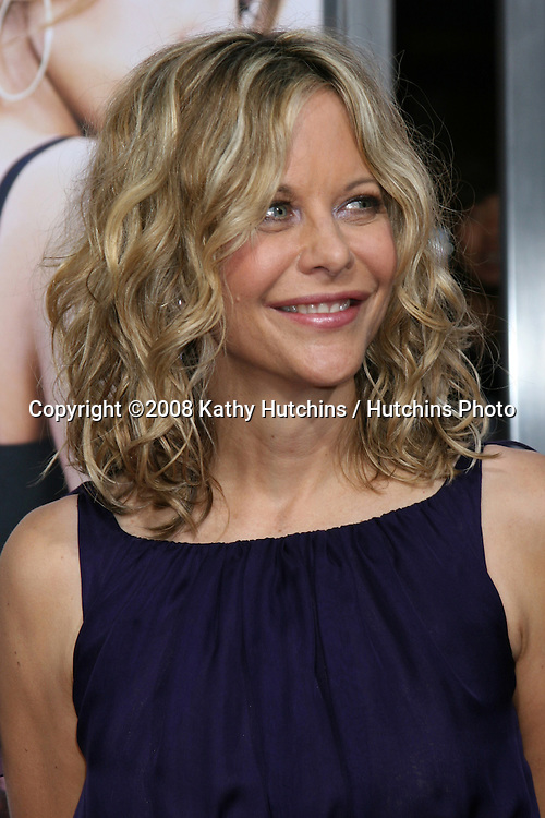 "Meg Ryan arriving at the premiere of ""The Women"" at Mann's Village Theater in Westwood,CA on.September 4, 2008.©2008 Kathy Hutchins / Hutchins Photo...."