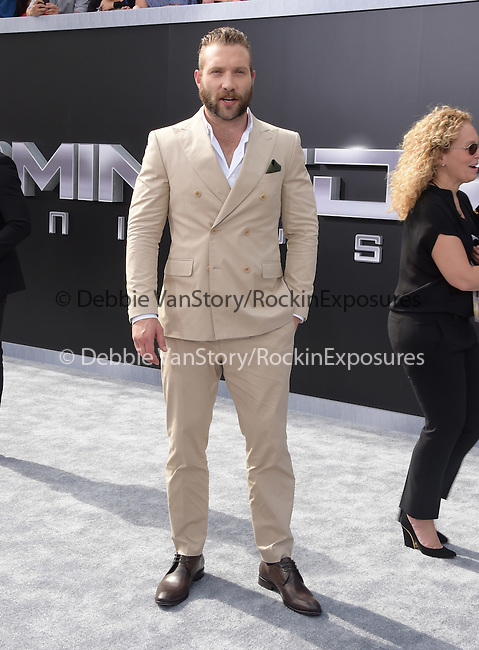Jai Courtney attends The Paramount Pictures L.A. Premiere of Terminator Genisys held at The DolbyTheatre  in Hollywood, California on June 28,2015                                                                               © 2015 Hollywood Press Agency