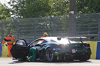 #55 SPIRIT OF RACE (ITA) FERRARI 488 GTE LMGTE AM DUNCAN CAMERON (GBR) MARCO CIOCI (ITA) AARON SCOTT (GBR)